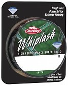 Шнур Whiplash Green 110m 0.12mm, 16,7kg (1345328)