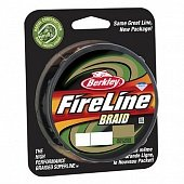Шнур FireLine Green 110m 0.25mm, 17,5kg (1308667)